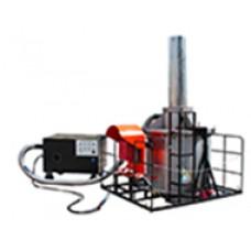 Установка утилизации отходов Факел-2