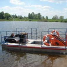 Плавающая технологическая платформа ПТП-1-МНС