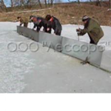 Боны заградительные зимние (зимнее ограждение) БЗ-ЗО